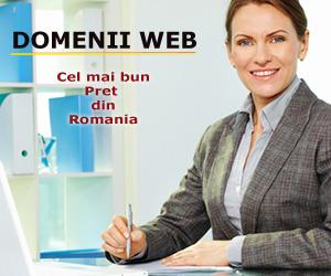 Gazduire Web Hosting Inregistrare Domenii